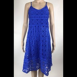 Plenty by Tracy Reese Crochet Lace Dress